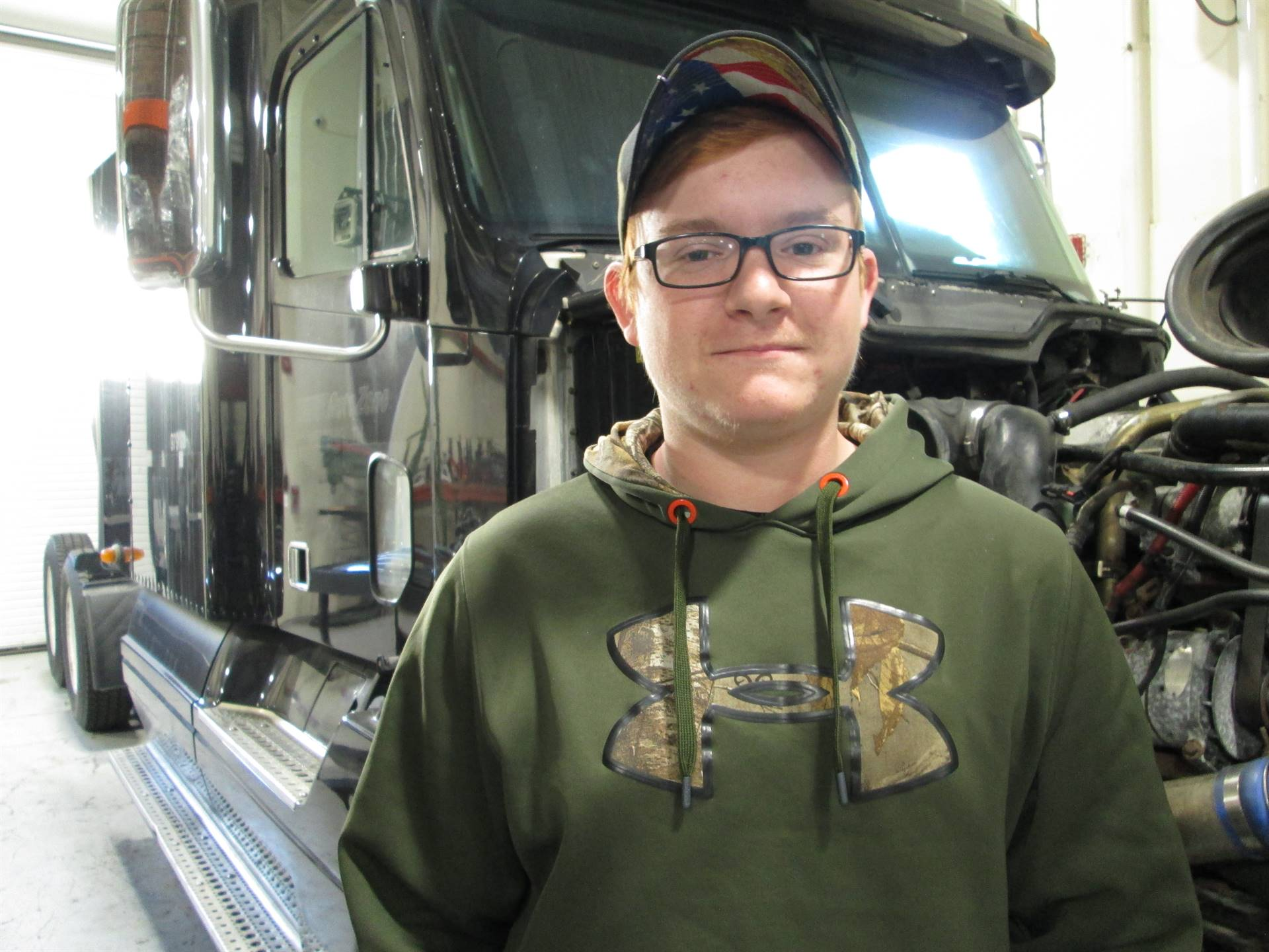 Joshua Wengerd - Diesel Technology - D & J Precision Machine LLC