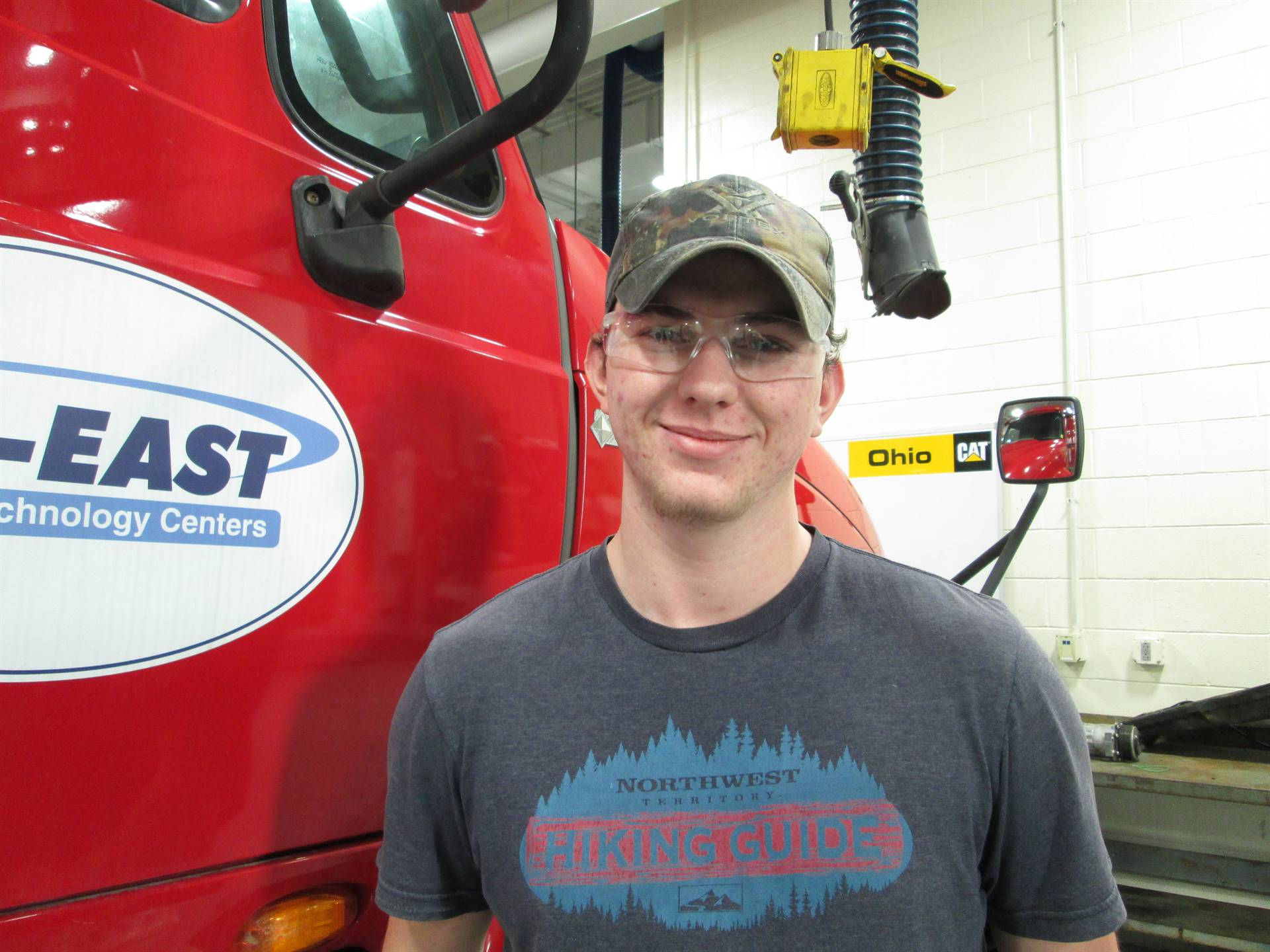 Jacob Burkhart - Diesel Technology - Maysville Bus Garage