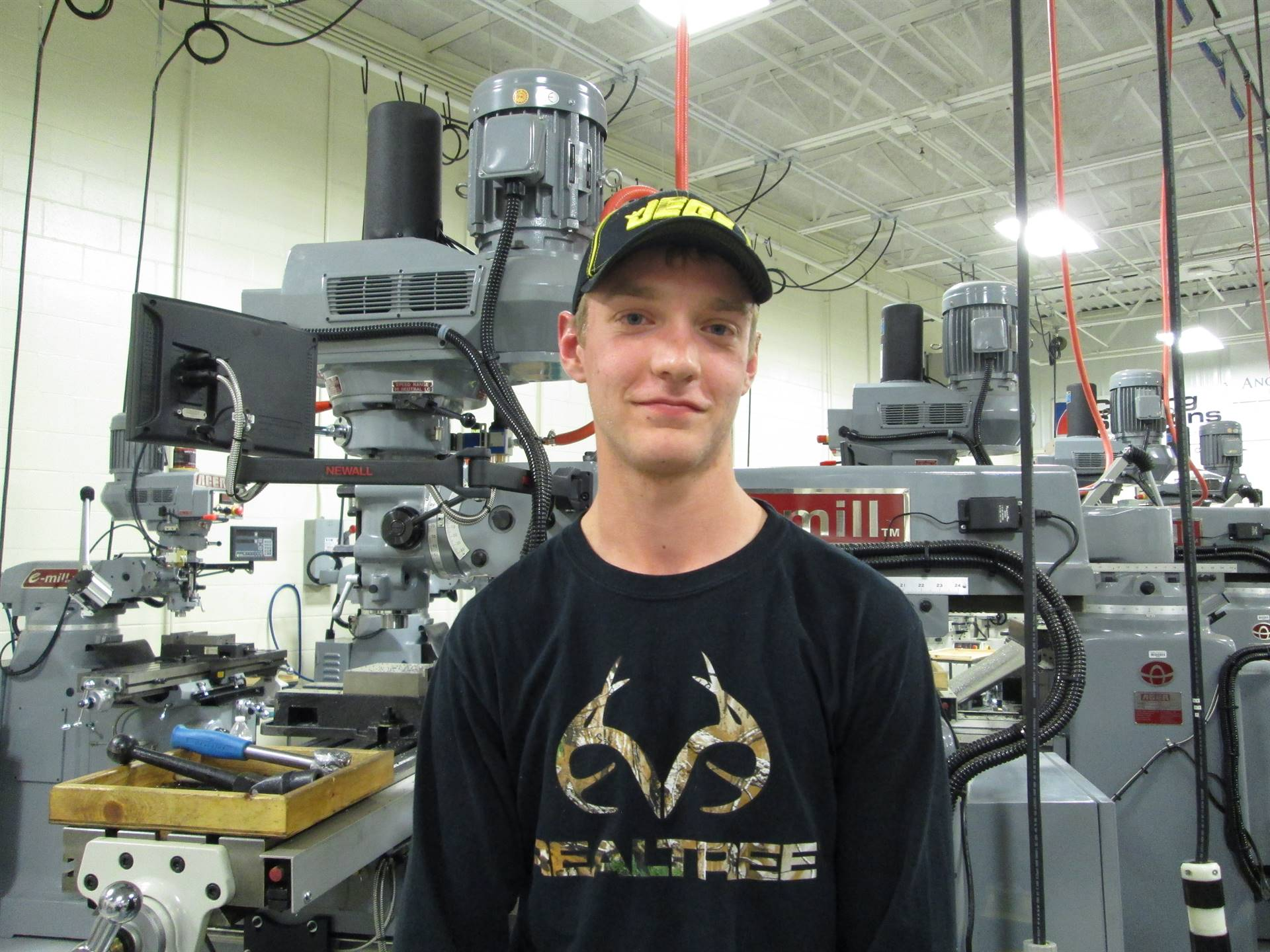 Ethan Schroeder - Applied Engineering & Manufacturing - ACI Services