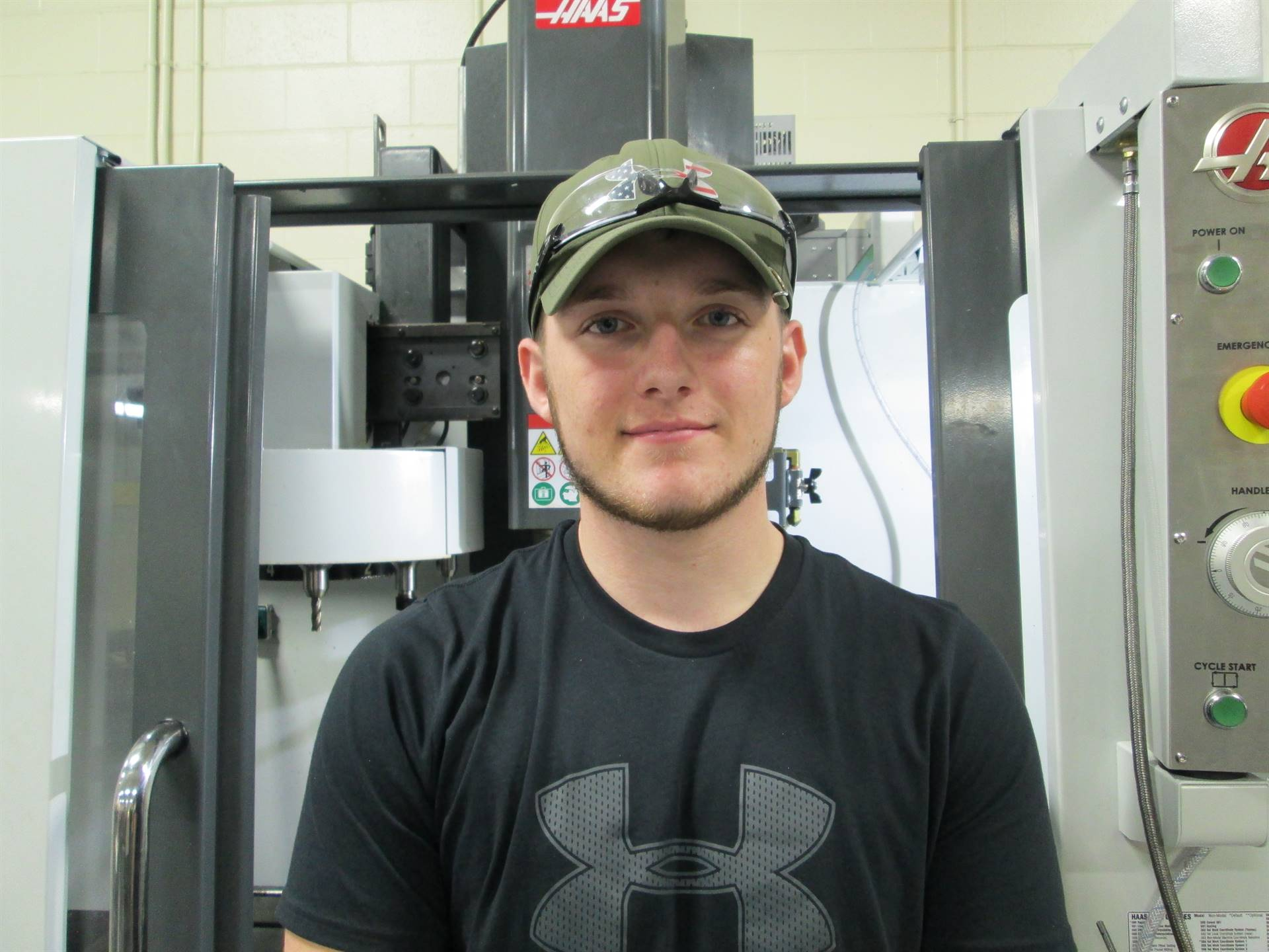 Lane Mitchell - Applied Engineering & Machining - Precision Welding and Installation