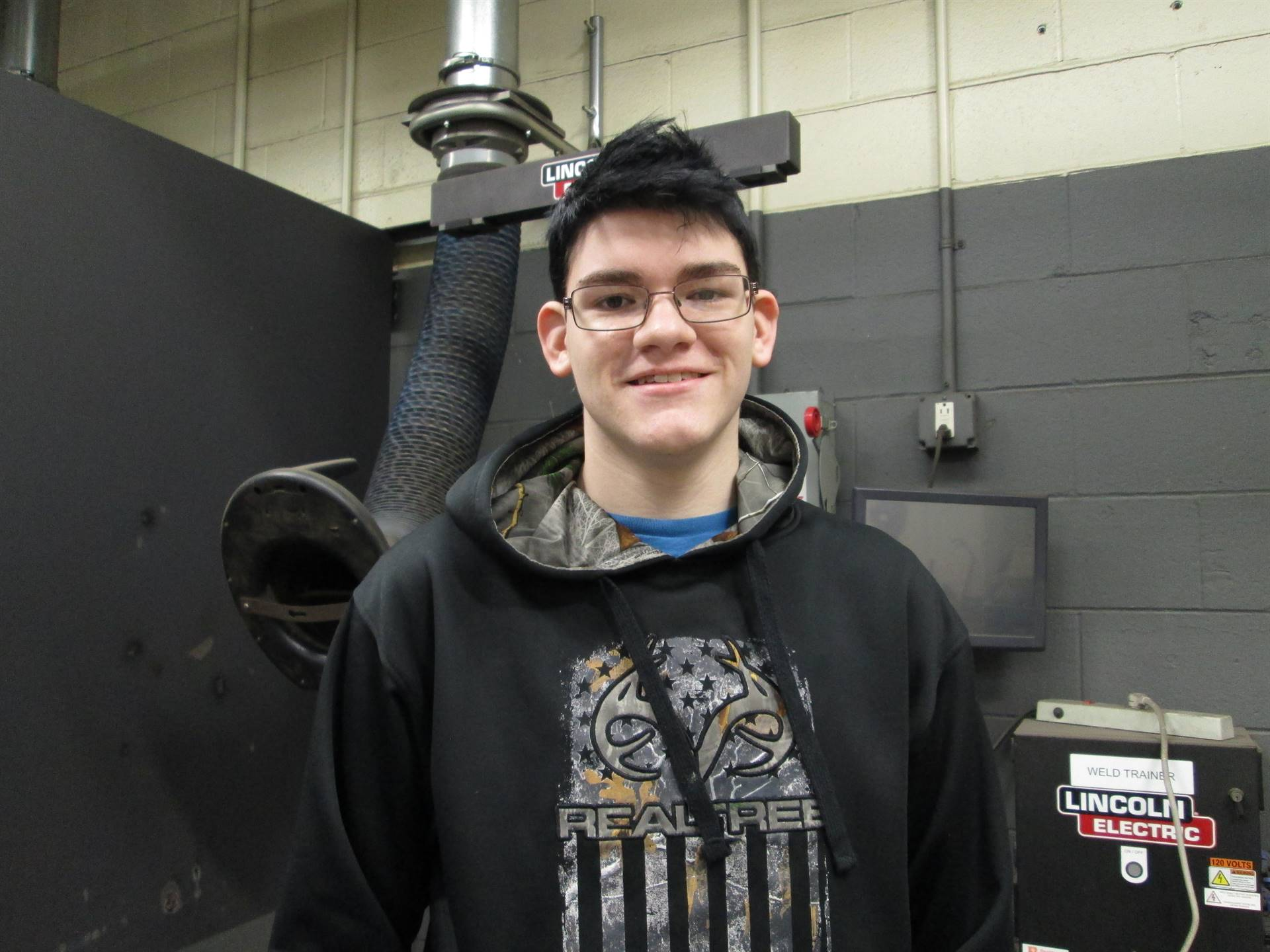 Chad Kirkbride - Welding Technology - Zanesville Steel Ltd.