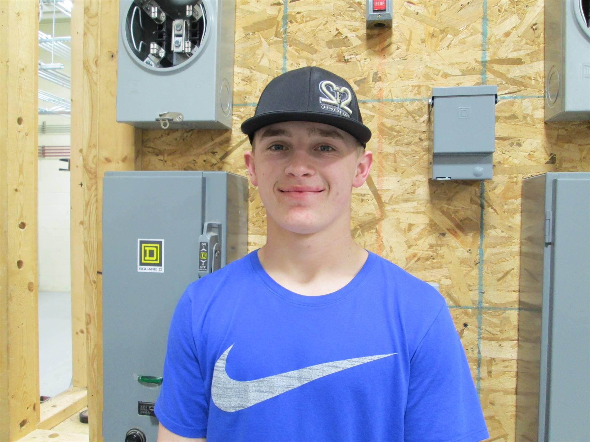Carson Rupe - Electrical Technologies - MPW