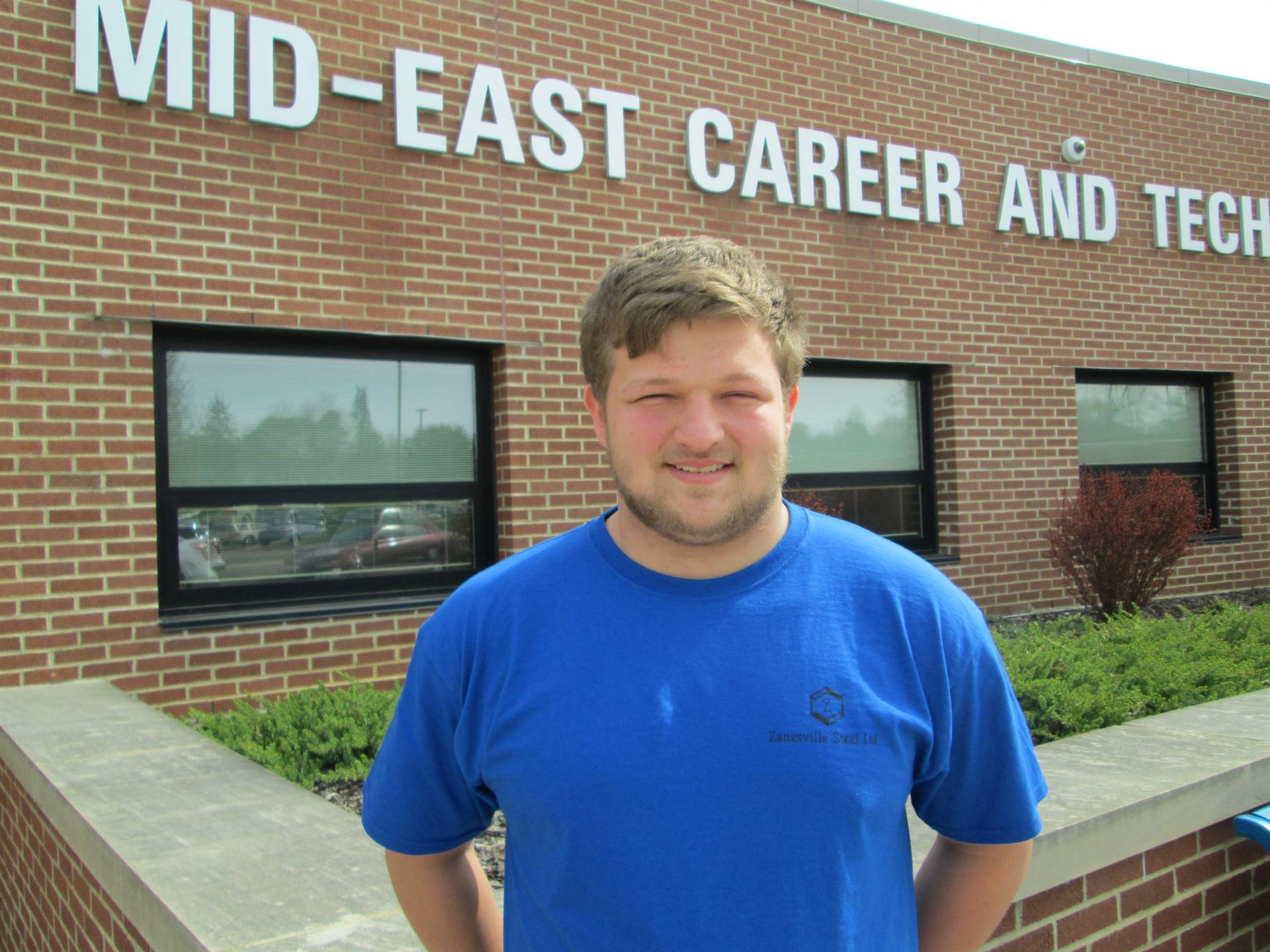 Justin Colburn - Welding Technology - Zanesville Steel Ltd.