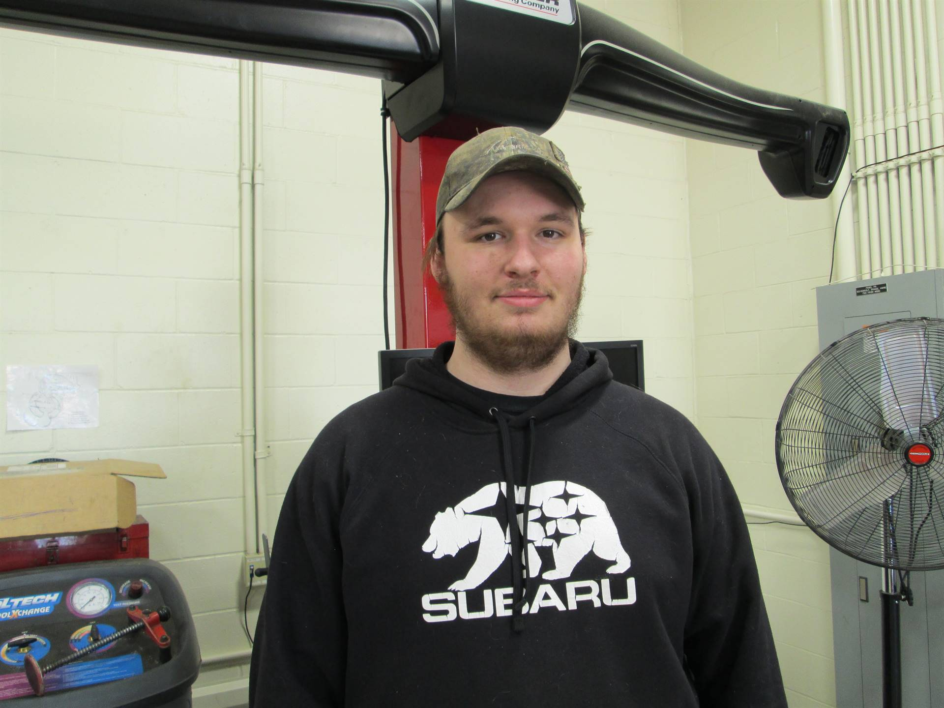 Steven Dingus - Auto Technology - Local Truck Repair