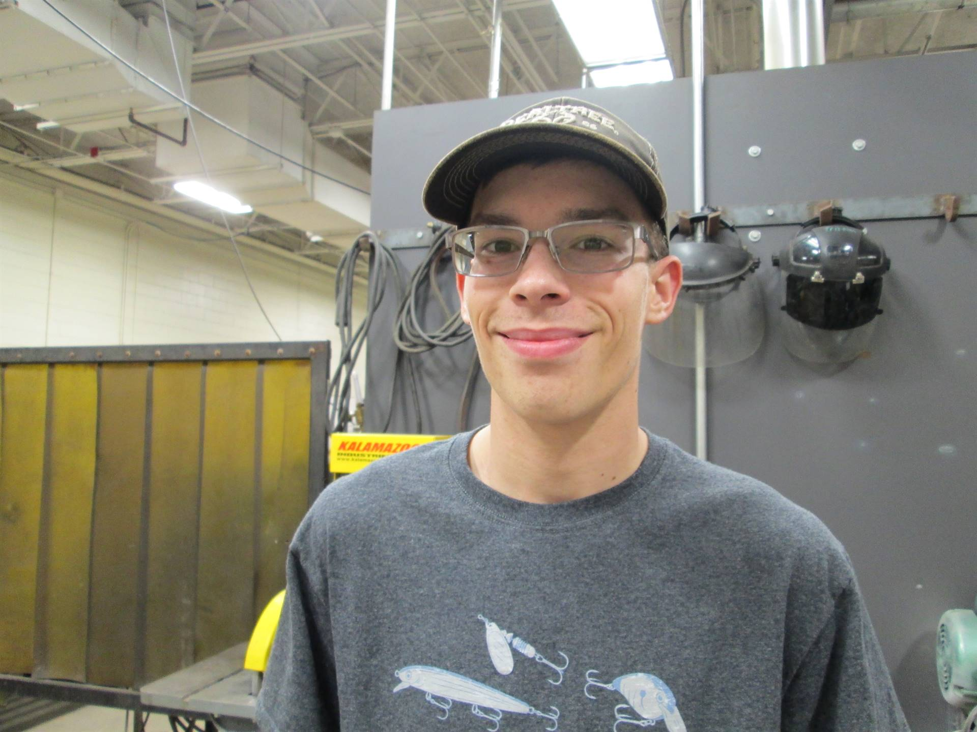 Kyle Wilson - Welding Technology - Archer Excavating