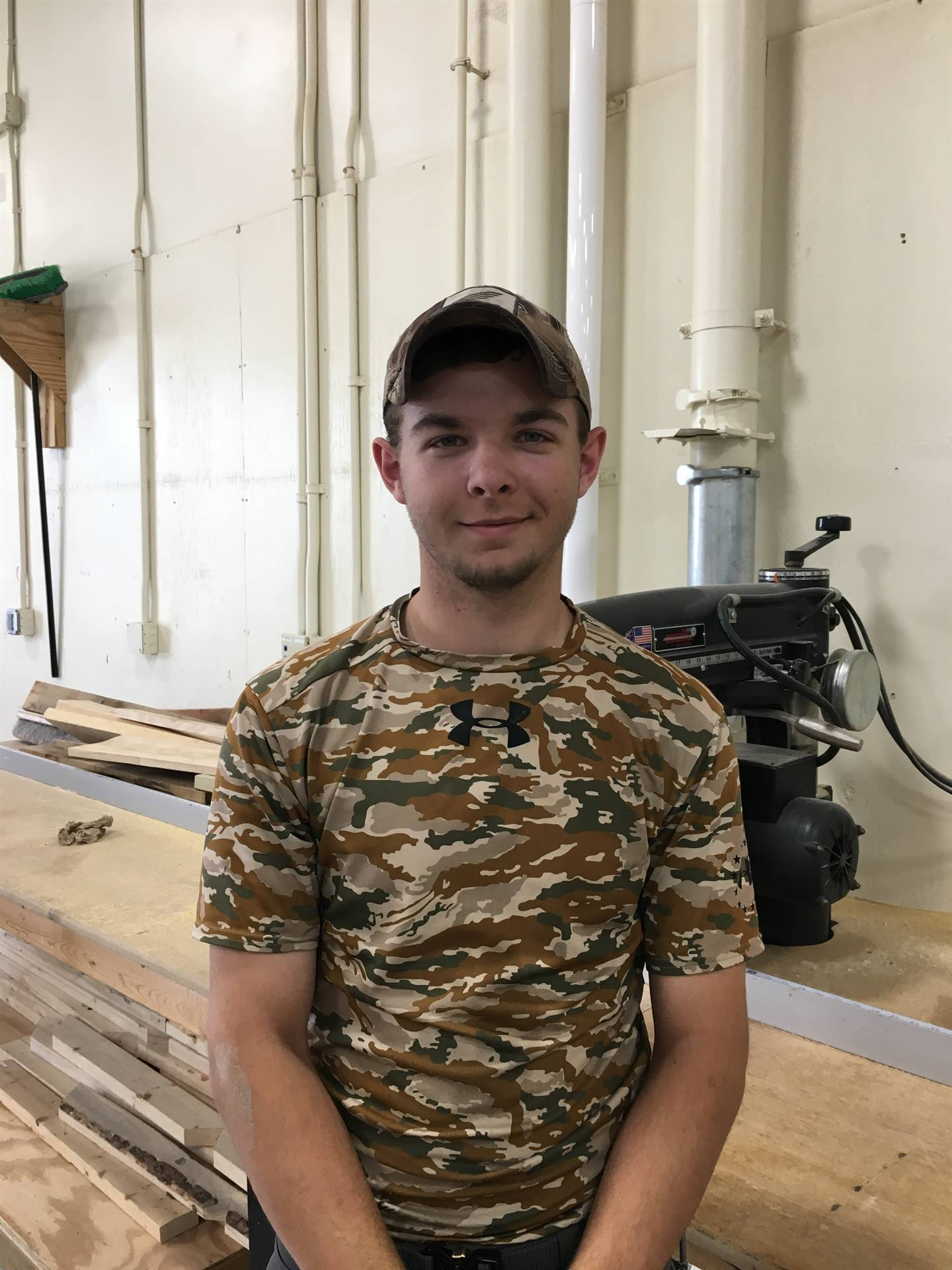 Noah Gipson - Construction Technologies - Seeley Construction