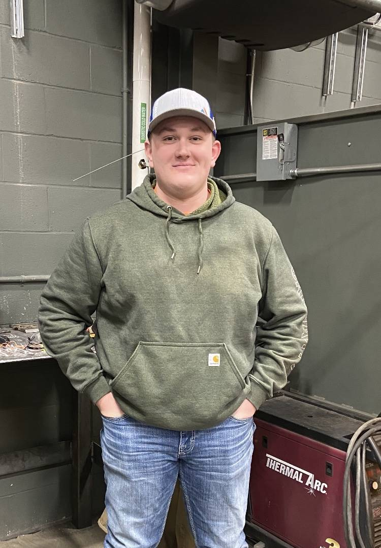 Kyle Chew - Welding Technology - EZ Grout Manufacturing