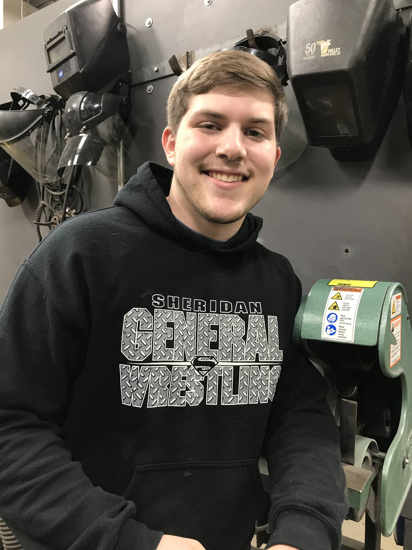 Cameron Oldfield - Welding Technology - Farber Specialty Vehicles